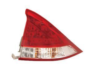 Honda Insight Hybrid 10 11 Rear Tail Light Lamp W Bulb Ho2801177 33501-Tm8-A02 R