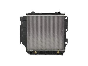 Jeep Wrangler 03 04 2.4L 97 - 02 2.5L 97 - 04 4.0L At Radiator 52029121 2101