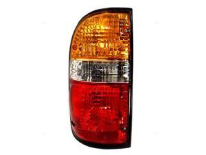 Toyota Tacoma 01 02 03 04 Tail Light With Bulb Lh 81560 - 04060 To2800139