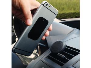 Car Magnetic Air Vent Mount Phone Holder for Apple iPhone Samsung Galaxy LG HTC