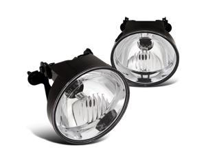 Grand Prix Clear Front Bumper Fog Lights Driving Lamps Pontiac