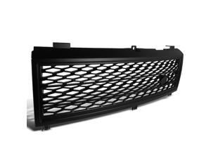 Land Rover Range Rover Hse L322 Black Front Grill Grille