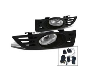 Honda Accord Dx Ex Lx 2Dr Coupe Fog Lights Clear
