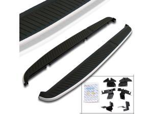 Land Rover Range Rover Sport Utility Black Side Step Nerf Bars Running Boards