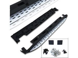 Benz W166 ML-Class 350 550 Side Step Nerf Bars Running Boards Pair