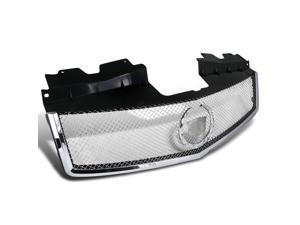 Cadillac Cts Cts-V Front Mesh Grille Chrome