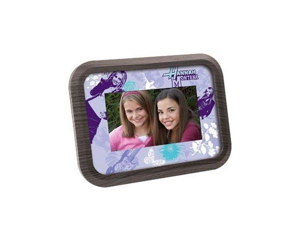 "Disney Hannah Montana/ Princess 7"" LCD Pix Frame"