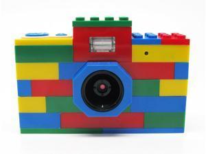 Digital Blue Lego Classic Brick Digital Camera 8 MP LG10100
