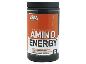 Essential Amino Energy, Orange, 270gm, From Optimum
