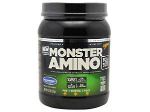 Monster Amino 30 Serv Blue Raspberry