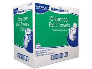 Marathon Dispenser Roll Towels - 12 rolls