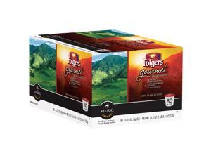 Folgers Lively Colombian Medium Roast - 80 K-cups
