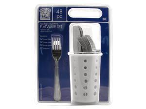 Bakers & Chefs Flatware Set - 48 pcs.