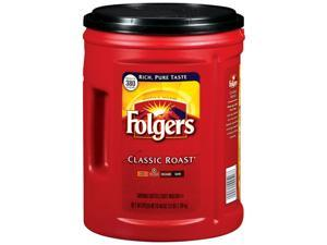 Folgers Classic Roast Ground Coffee - 48 oz.