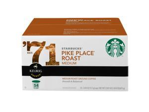 Starbucks Pike Place K-Cups - 54 ct.