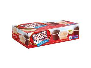 Hunt's Snack Pack Pudding Variety - 36/3.5 oz.
