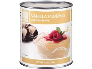 Bakers & Chefs Vanilla Pudding - 112 oz.