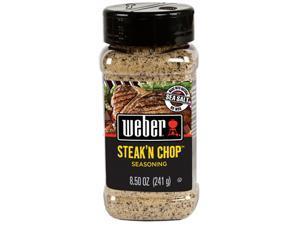 Weber Steak 'n Chop Seasoning - 8.5 oz