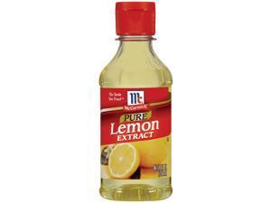 McCormick Pure Lemon Extract - 8 fl. oz.