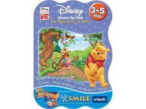 V Smile Game in Spanish - Winnie the Pooh