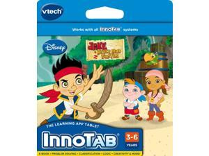 Vtech InnoTab Game Software - Jake and the Never Land Pirates