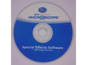 Replacement Software for the QX5 PC Microscope