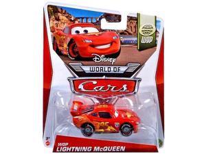 Disney World of Cars World Grand Prix Lightning McQueen