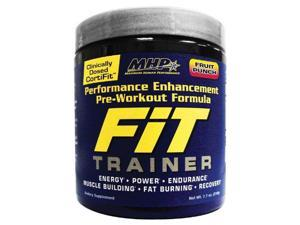 MHP - Fit Trainer Fruit Punch, 7.2 oz powder