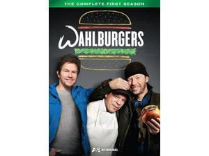 The Wahlburgers: Season 1 (DVD)