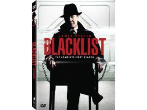 The Blacklist: Season 1 (DVD)