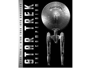 Star Trek: The Compendium [Blu-ray]