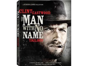 The Man With No Name Trilogy (Remastered Edition) [Blu-ray]