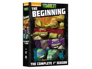 Teenage Mutant Ninja Turtles: Complete First Season (DVD)