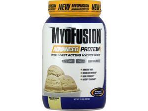 Gaspari Myofusion Advanced Protein Vanilla Ice Cream 2 lbs