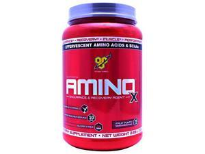 BSN Amino X - Fruit Punch, 70 Servings