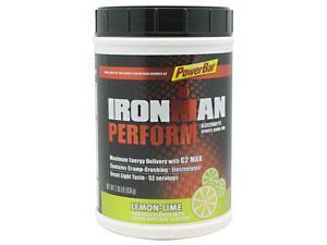 PowerBar Ironman Perform - Lemon-Lime, 2.06 lb (936g)