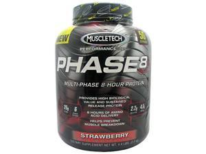 MuscleTech Phase 8 - Strawberry, 4.4 lbs (2.0 kg)