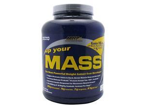 MHP MAXHUPMA05LBVANIPW Up Your Mass Vanilla 5 lb