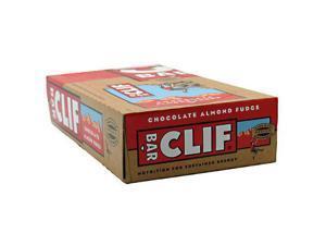 ClifBar CLIFCLBR0012DKCHBR Chocolate Almond Fudge 12 ct