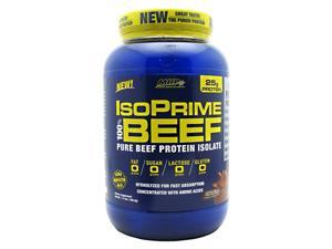 MHP IsoPrime 100% Beef Chocolate - 28 Servings
