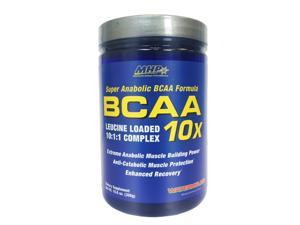 MHP BCAA 10x, Watermelon, 10.6 Ounce