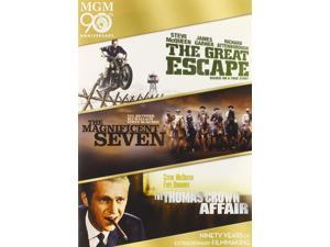 The Great Escape/ The Magnificent Seven/ The Thomas Crown Affair