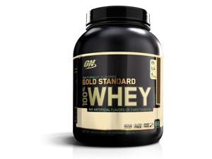 Optimum Nutrition Gold Standard 100% Whey, Naturally Flavored Chocolate, 4.8kb