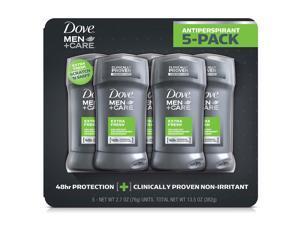 Dove Men Care Deodorant, Extra Fresh (2.7 oz., 5 pk.)