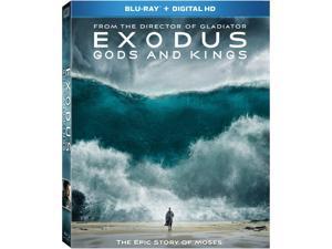 Exodus: Gods & Kings [Blu-ray]