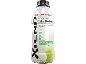 Scivation - Xtend RTD Green Apple, 12 drinks