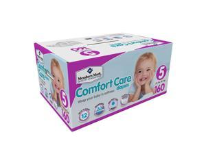 Member's Mark Comfort Care Baby Diapers (Size 5, 160 ct.)