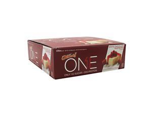 ISS OhYeah! One White Chocolate Raspberry - 12 - 2.12 OZ Bars
