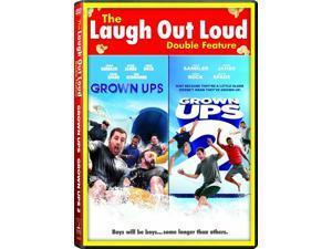 Grown Ups Collection (Grown Ups / Grown Ups 2)