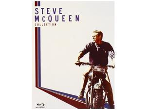 The Steve McQueen Collection [Blu-ray]